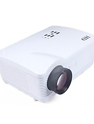 Factory-OEM H0014 LCD Mini Projector HVGA (480x320) 2000 Lumens LED 4:3/16:9