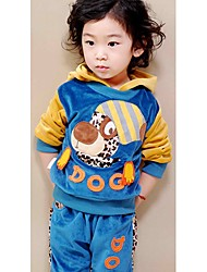 Boy's Others Clothing Set , Winter/All Seasons Long Sleeve