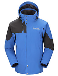 MAKINO Men's Climbing Waterproof Quick Dry Two-piece Ski Jacket