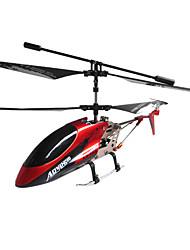 Aleación de 3.5CH infrarrojos RC Helicóptero con Gyro