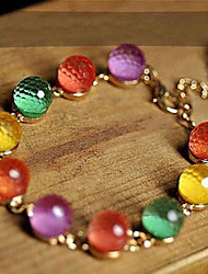 Women's Candy Colorful Bracelet