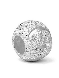 SiYue Korean Style Ball Pendant Plated Platinum Necklace