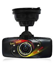 2.7 polegadas TFT Full HD 1080p 170 Degree Car Dvr Ambarella Chipset com GPS Night Vision