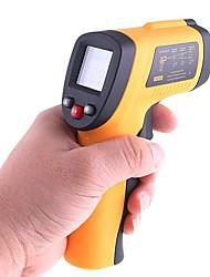 Contactez Thermomètre infrarouge numérique non laser