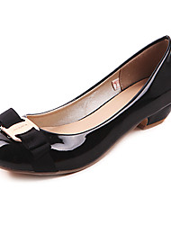 Women's Spring / Summer / Fall / Winter Heels Leatherette Office & Career / Casual Low Heel