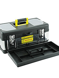 18*10*8 Inch ABS Plastic Tool Box