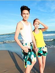 Mulheres amantes da praia uma variedade de cores Pants