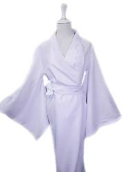 Вдохновлен Noragami Прочее Аниме Косплей костюмы Косплей Костюмы / Кимоно Однотонный кимоно Пальто / Пояс