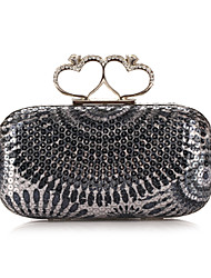 Polyester Wedding/Special Occasion Clutches/Evening Handbags(More Colors)