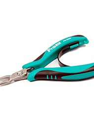 Pro′sKit PM-396G  Stainless Long Nose Plier (120mm)