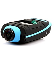 "DV-AT90 1.5"" LCD 12.0 MP CMOS 1080P HD 170 Degree Waterproof Sports Camera w/ IR Remote"