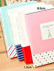 cuadernos de dibujos animados creativos dura cubierta (más colores, 1 libro)