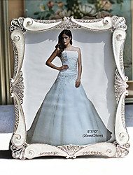 Modern Style Wedding Polyresin Picture Frame