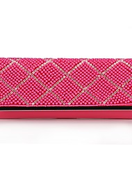 Women's Fashion Diamante Clutch