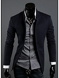 Men's Stylish Stand Collar Casual Suit