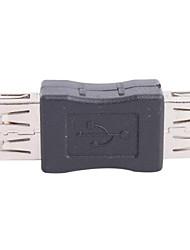 USB fêmea para fêmea adaptador