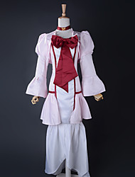 Code Geass Nunnally V Britannia Cosplay Costume