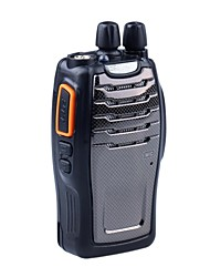 Baiston BST-2600 6W 16-Channel 400.00~470.00MHz Walkie Talkie - Black