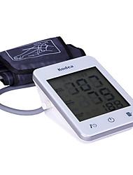 Monitor de Pressão Arterial Tipo Braço com função USB, medida automática da sistólica