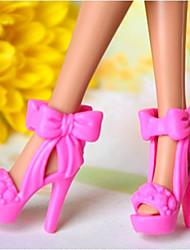 Barbie Sweet Girl Fuchsie Bowkont Sandalette