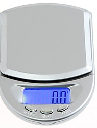 Mini LCD Digital Pocket Scale Jóias Diamante