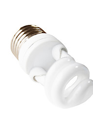 H + LUX E27 5W 280LM SPIRALE BEBÉ CRI> 80 2700K blanco cálido CFL Luz (220-240V)