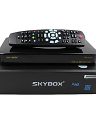 Skybox F5S Dual-Core CPU Hd1080P Pvr Satellite Receiver Vfd Display Support USB Wifi External Gprs