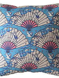The Fan  Decorative Pillow Cover