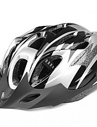 Women's / Men's / Unisex Mountain / Road / Sports / Half Shell Bike helmet 18 Vents CyclingCycling / Mountain Cycling / Road Cycling /