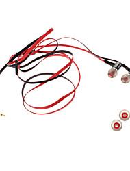 Beevo BV-EM220 Grande audio Stereo In-Ear Headphone con microfono