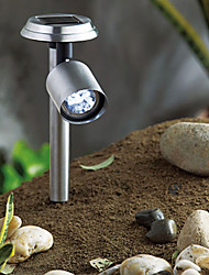 Stainless Steel Solar Spotlight- Solar Lighting(CSS-57342)