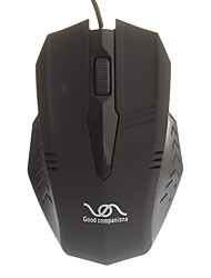 USB Wired High Precision Optical Mouse (colori assortiti)