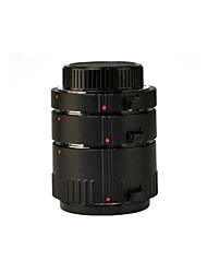 STD EOS 3-Piece Macro Extension Tube Set per Nikon DSLR