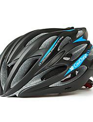 CoolChange 23 Vents Super Light Azul EPS bicicletas Casco Protector