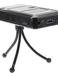 MEGO - FWVGA DLP Projector with HDMI Input TV Tuner