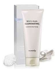 Secret Key White Pearl Illuminating Form Cleanser