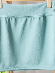 Caramelo Pureza falda A-Forma de la Mujer