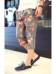 Men's Sweatpants/Shorts , Casual Denim