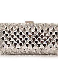 poliéster / diamantes de imitación de la boda / garras para ocasiones especiales / bolsos de noche (más colores)