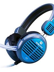 QL-A3 ergonômico Comfort Stereo Headset Headphone