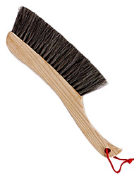 Retro Classic Wood Bed Brush