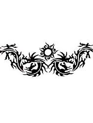 5 Pcs Dragon Waterproof Temporary Tattoo(4.7cm*14.5cm)