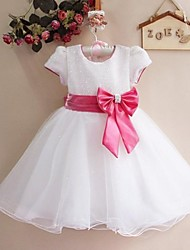Vestidos de festa de casamento Menina