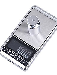 1000g x 0.1g LCD Mini Digital Jewelry Pocket GRAM Scale
