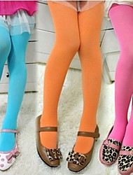 Children's Candy Color Pantyhose