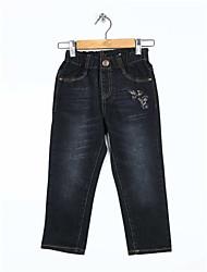I.L.S Denim Pants(Dark Blue)