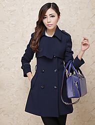 Women's Spring Elegant Slim Lapel Coat