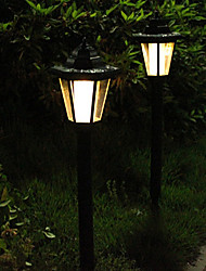 Outdoor-Solar-Power LED Garten Landschaft Pathway Pfad Way-Spot Warm-Licht-Lampe (CSS-57252)