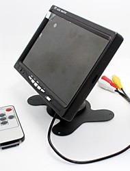 "HD 7"" TFT LCD 2-CH Digital Rear View Monitor Remote Controller (PAL / NTSC)"