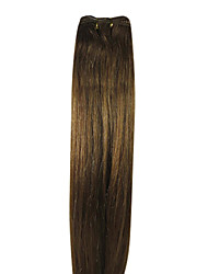 24inch 100g Indian Hair Weave 100% Human Hair Silky Straight More Colors Avaliable